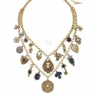 Chloe + Isabel Heritage statement necklace
